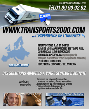 newsletter Transports 2000